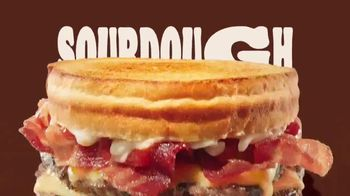 Burger King Sourdough King TV Spot, 'Sourdough King Platform' Song by Lil Wayne