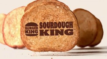 Burger King Sourdough King TV Spot, 'Sourdough King Platform' Song by Lil Wayne - Thumbnail 4
