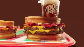 Burger King Sourdough King TV Spot, 'Sourdough King Platform' Song by Lil Wayne - Thumbnail 9