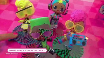 L.O.L. Surprise! Dance Dance Dance Dolls TV Spot, 'Unbox Dance Moves'