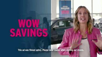 AutoNation Weekend of Wow TV Spot, 'It's Back: 2021 Crosstrek Premium'