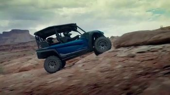 Yamaha Wolverine RMAX 1000 TV Spot, 'Proven: UT'
