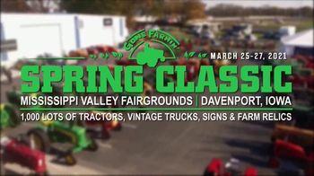 Mecum Gone Farmin' TV Spot, '2021 Spring Classic: Back to Davenport, Iowa'