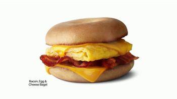 McDonald's Breakfast Bagels TV Spot, 'Attention Bagel Fans'