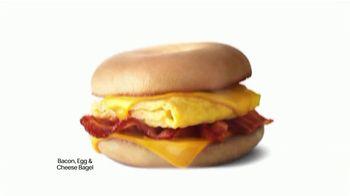 McDonald's Breakfast Bagels TV Spot, 'Attention Bagel Fans' - Thumbnail 1