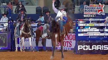 The American Rodeo TV Spot, '2021 Arlington: Star Power: Bareback Riders' - 9 commercial airings