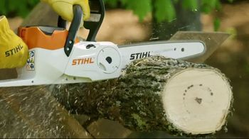 STIHL AK Series TV Spot, \'Big League Performance\'