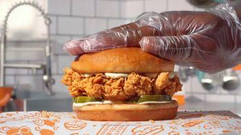 Popeyes Chicken Sandwich TV Spot, 'The Sandwich' - Thumbnail 7