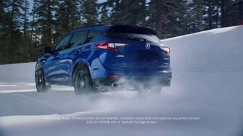 Acura Presidents Day Event TV Spot, 'Super Handling All-Wheel Drive' [T2]