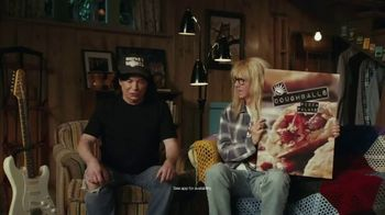 Uber Eats TV Spot, 'Calzonies: Chicago: Medley of Chanterelles' Feat. Mike Myers, Dana Carvey