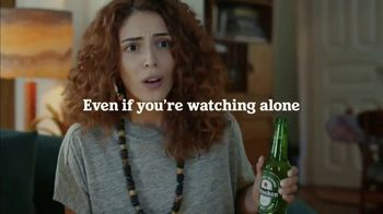 Heineken TV Spot, 'UEFA Champions League: Never Watching Alone'