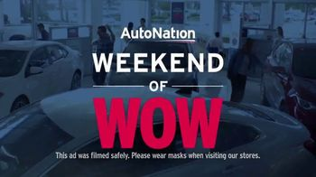 AutoNation Weekend of Wow TV Spot, '30% Off MSRP: 2020 Ford Vehicles' - 4 commercial airings