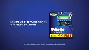 Gillette TV Spot, 'Siempre listo: cartucho gratis' [Spanish] - Thumbnail 8