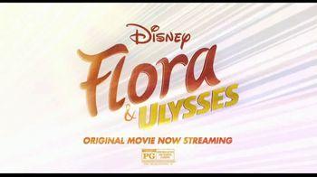 Disney+ TV Spot, 'Flora & Ulysses' - Thumbnail 10