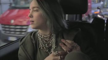 Apple TV+ TV Spot, 'Billie Eilish: The World's a Little Blurry' Song by Billie Eilish - Thumbnail 6