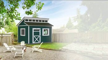 Tuff Shed TV Spot, 'Give Your Home Some Space' - Thumbnail 9
