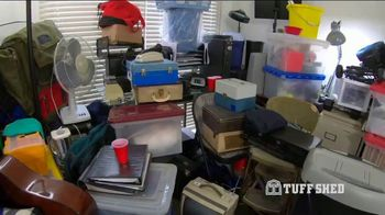 Tuff Shed TV Spot, 'Give Your Home Some Space' - Thumbnail 4