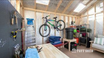 Tuff Shed TV Spot, 'Give Your Home Some Space' - Thumbnail 7