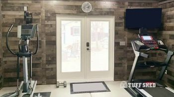 Tuff Shed TV Spot, 'Give Your Home Some Space' - Thumbnail 8