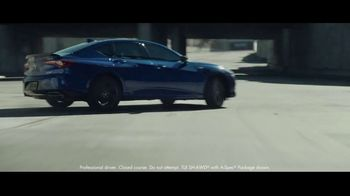 2021 Acura TLX TV Spot, 'Pushing the Limits of Premium Performance' [T2] - Thumbnail 3