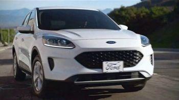 2020 Ford Escape TV Spot, 'Para mí: Escape' [Spanish] [T2] - Thumbnail 2