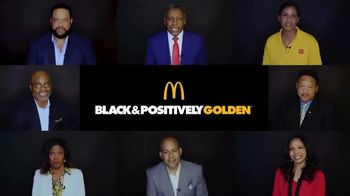 McDonald's TV Spot, 'Black & Positively Golden: Community' - Thumbnail 10