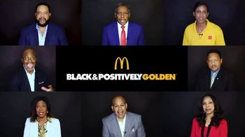 McDonald's TV Spot, 'Black & Positively Golden: Community' - Thumbnail 8