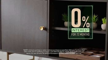 Ashley HomeStore Lowest Prices of the Season TV Spot, 'Final Days: Queen Bed, Living Room' - Thumbnail 4
