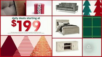 Ashley HomeStore Black Friday Deal Days TV Spot, 'Save 20% and 30% Off' - Thumbnail 4