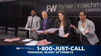 Parker Waichman TV Spot, 'Thank You Cards: Passion and Professionalism' - Thumbnail 4