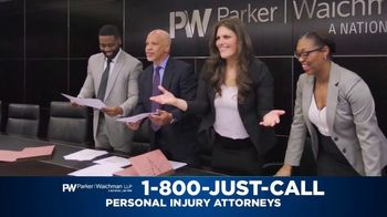 Parker Waichman TV Spot, 'Thank You Cards: Passion and Professionalism' - Thumbnail 5