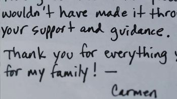 Parker Waichman TV Spot, 'Thank You Cards: Passion and Professionalism' - Thumbnail 6
