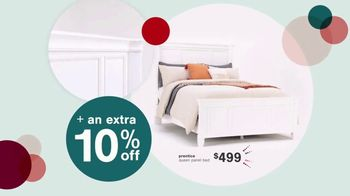 Ashley HomeStore Black Friday Sale TV Spot, 'Going on Now: Up to 50% Off' - Thumbnail 2