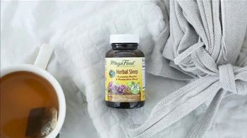 MegaFood Herbal Sleep TV Spot, 'Sleep Is Critical for Mental Health' - Thumbnail 9