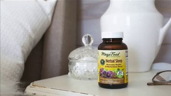 MegaFood Herbal Sleep TV Spot, 'Sleep Is Critical for Mental Health'