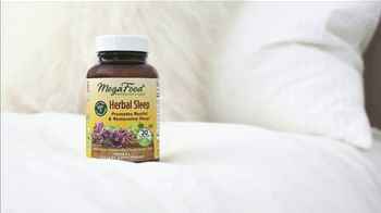 MegaFood Herbal Sleep TV Spot, 'Sleep Is Critical for Mental Health' - Thumbnail 8