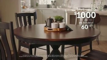 Havertys TV Spot, 'Set the Season: Save Up to $1000 and 0% Interest' - Thumbnail 9
