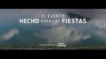 Ford El Evento Hecho para las Fiestas TV Spot, 'Reunir a la familia' [Spanish] [T2] - Thumbnail 8