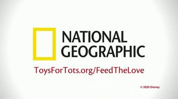 Marine Toys for Tots TV Spot, 'National Geographic: A Little Joy' - Thumbnail 10