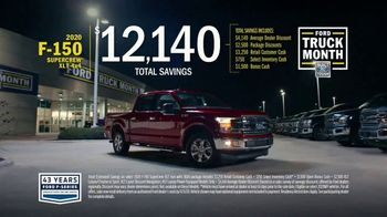 Ford Truck Month TV Spot, 'This Is Your Month: Horseback Riding' Song by Gary Clark Jr. [T2] - Thumbnail 6