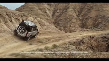 Land Rover Defender TV Spot, 'Everyday Trips' [T2] - Thumbnail 2