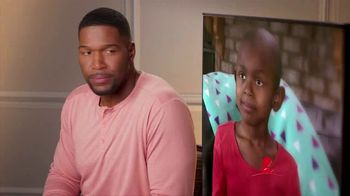 St. Jude Children's Research Hospital TV Spot, 'I'm Looking at St. Jude' Featuring Michael Strahan - Thumbnail 6