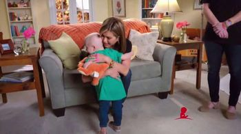St. Jude Children's Research Hospital TV Spot, 'Treat & Defeat' Featuring Jennifer Aniston, Marlo Thomas - 218 commercial airings