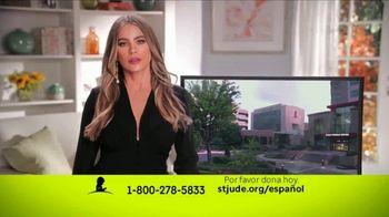 St. Jude Children's Research Hospital TV Spot, 'Familia' con Sofía Vergara [Spanish] - 291 commercial airings