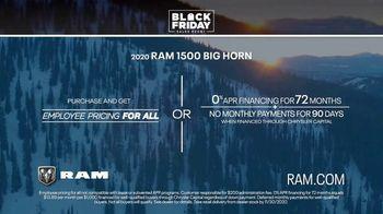 Ram Trucks Black Friday Sales Event TV Spot, 'Why We Serve' Song by Chris Stapleton [T2] - Thumbnail 9