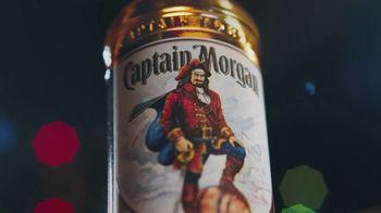 Captain Morgan Original Spiced Rum TV Spot, 'Holidays: Melting Snowman' - Thumbnail 5