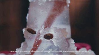 Captain Morgan Original Spiced Rum TV Spot, 'Holidays: Melting Snowman' - Thumbnail 7