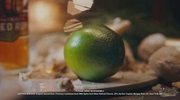 Captain Morgan Original Spiced Rum TV Spot, 'Holidays: Melting Snowman' - Thumbnail 9