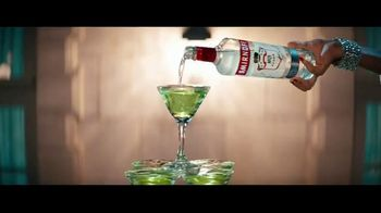 Smirnoff Vodka TV Spot, 'Holidays: Drink Tower' Featuring Laverne Cox - Thumbnail 1