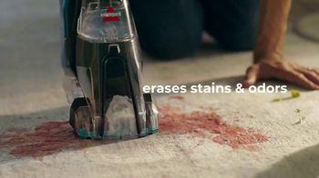 Bissell Pet Stain Eraser Powerbrush TV Spot, 'Always Ready' - Thumbnail 4